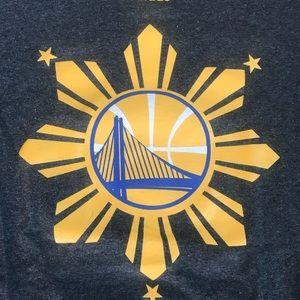 Golden State Warriors Filipino Heritage T Shirt
